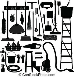 Hauswerkzeugausrüstung