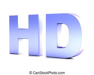 HD High Definition