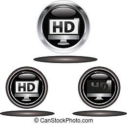 HD Icon.