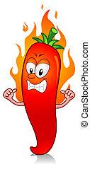 Heißes Chili