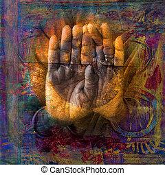 Heilige Hände