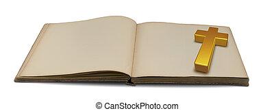 Heiliges Buch.