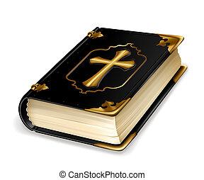 Heiliges Buch, Vektor