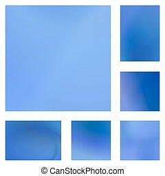 Hellblaues, abstraktes Hintergrunddesign.