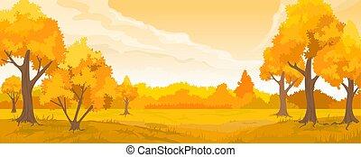 Herbstland.