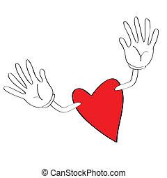 Herz-Ikonen