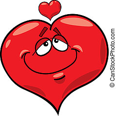Herz verliebt