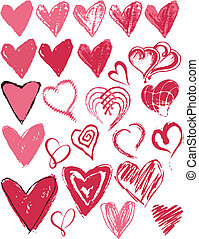 Herzbeschwerden-Ikone