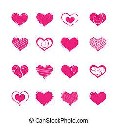 Herzformen