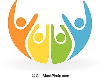 Herzlichen Glückwunsch zum Logo.