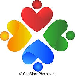 Herzmenschen-Logo