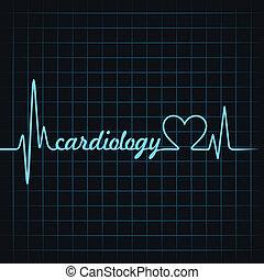 herzschlag, machen, kardiologie, text