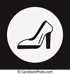 High Heel Icon.