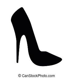 High Heel Schuh