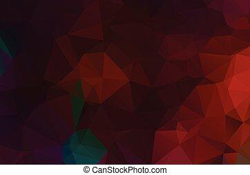 hintergrund., design, abstrakt, vektor