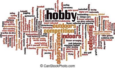 Hobbywortwolke