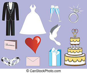 Hochzeitssymbole 3.