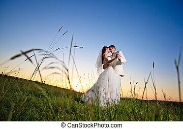 Hochzeitsuntergang