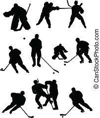 Hockey-Sammlung