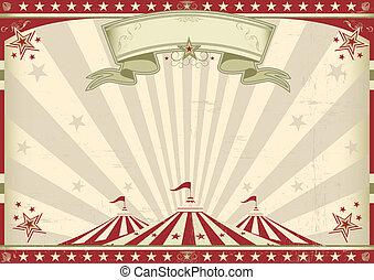 Horizontaler Zirkus
