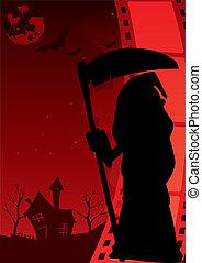 Horror-Poster.