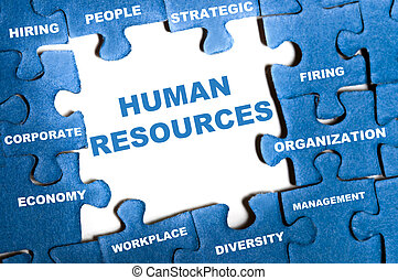 Humanressourcen Rätsel