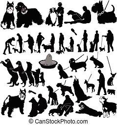 Hunde.