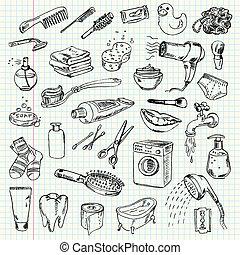 Hygiene und Reinigungsmittel