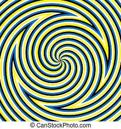 Hypnotisches Labyrinth