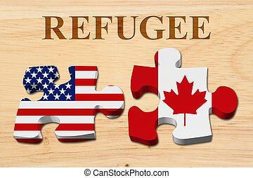 Ich gratuliere aus den USA zu Kanada.