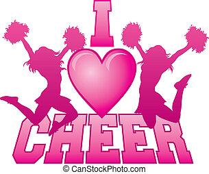 Ich liebe Cheerleader