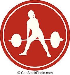 Icon Athletin Powerlifter.