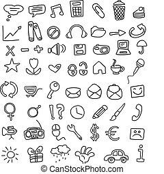Icon-Doodles