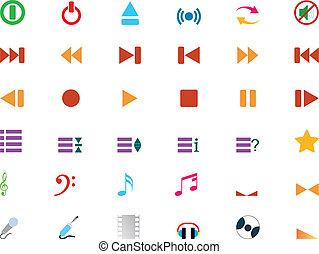 Icon-Sammlung