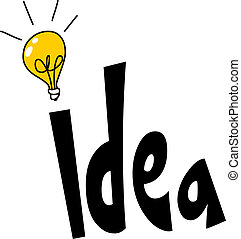 Idea Word Design.