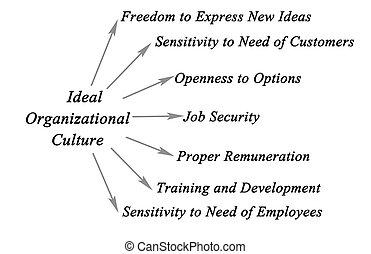 Ideale Organisationskultur.