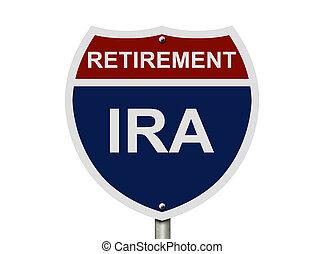 Ihr IRA-Rücktrittsfonds.