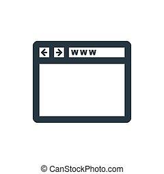 ikone, browser
