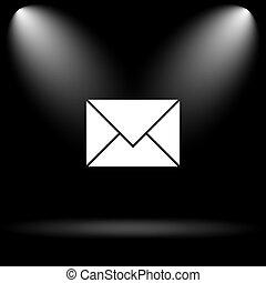 ikone, e-mail