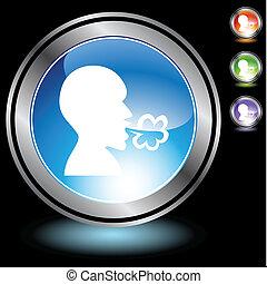 Illness chrome Icon Set