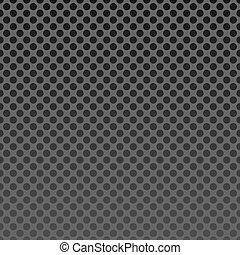 Illustration Stahlmaschen-Hintergrund nahtlos