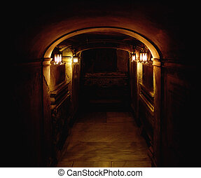 Im alten Keller