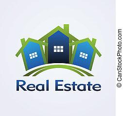 Immobilienkonzeptdesign