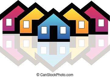 Immobilienlogo