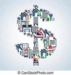 Immobilienmarktinvestitionen