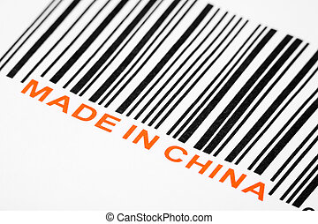 In China hergestellt