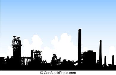 Industrie Skyline