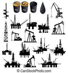 industriebereiche, oel