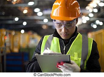 Industrieingenieur