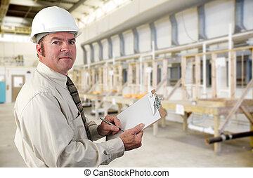 Industrieinspektor